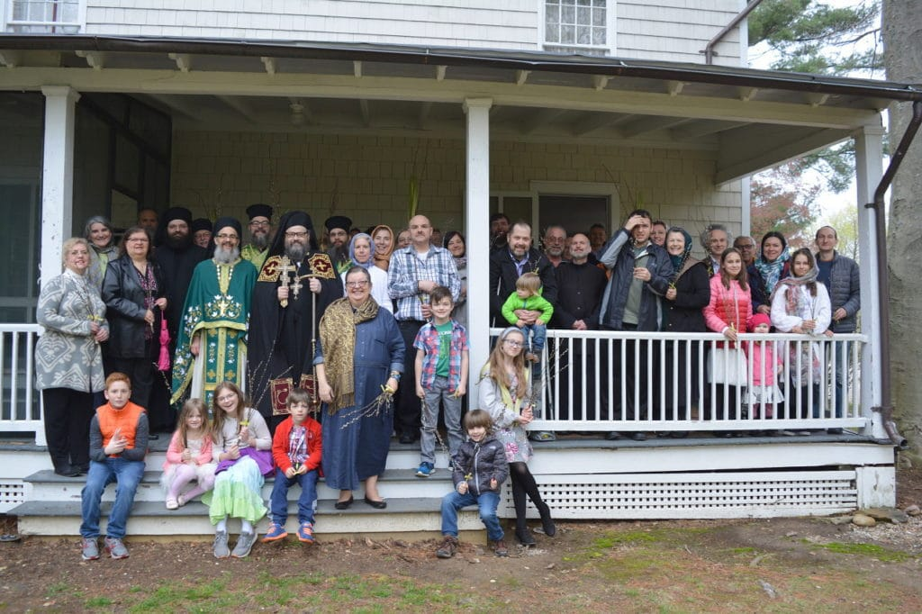 Community on Palm Sunday 2019